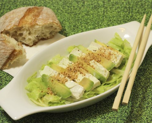 Seitan, tempeh e tofu - JUSTVeg