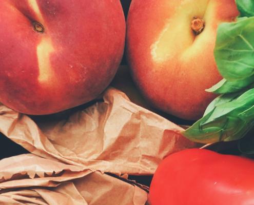 modi di dire inglesi con frutta e verdura