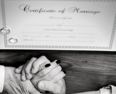 Traduzione Certificati inglese italiano esempio certificato matrimonio JUSTranslations